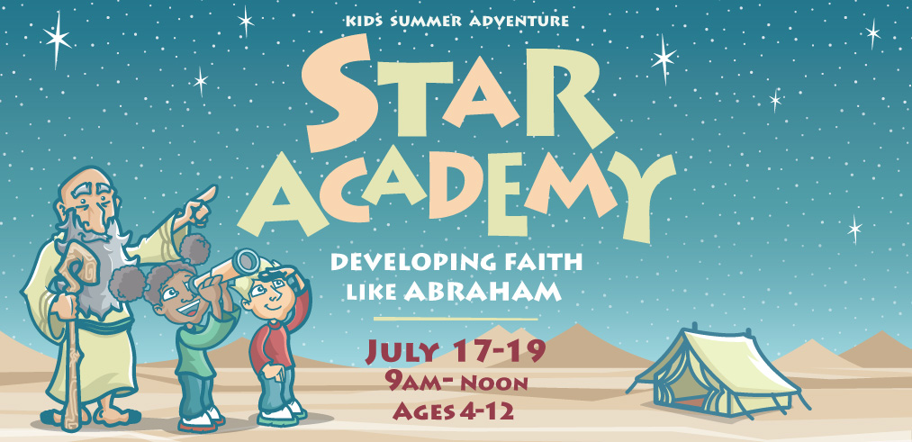 2018 Kids Summer Adventure: Sky Academy